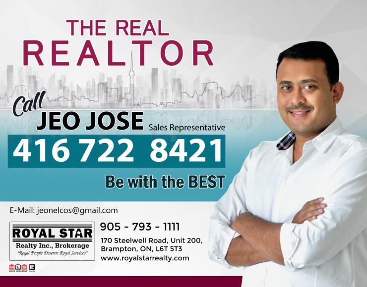 Jeo Jose – Malayali Realtor