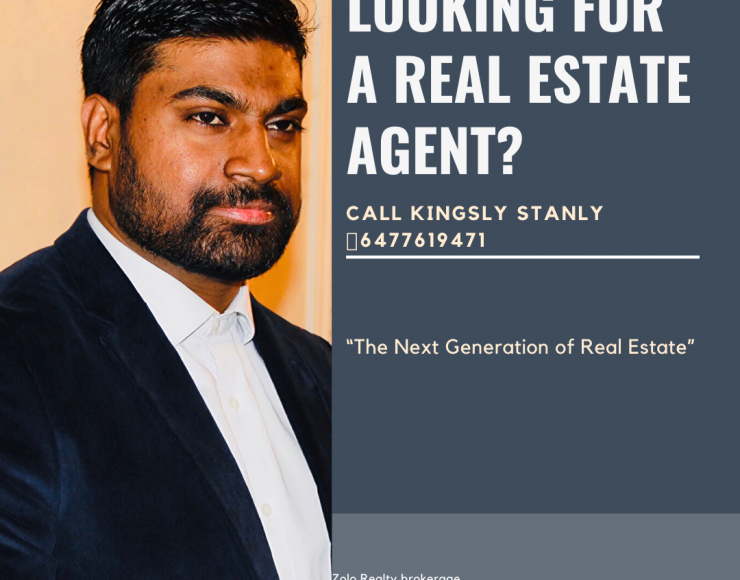 Kingsly Stanly – Realtor