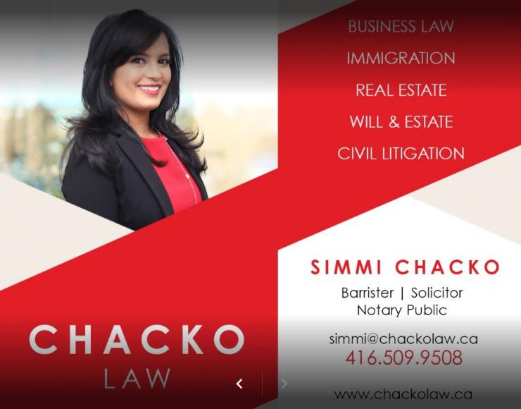 Chacko Law – Simmi Chacko
