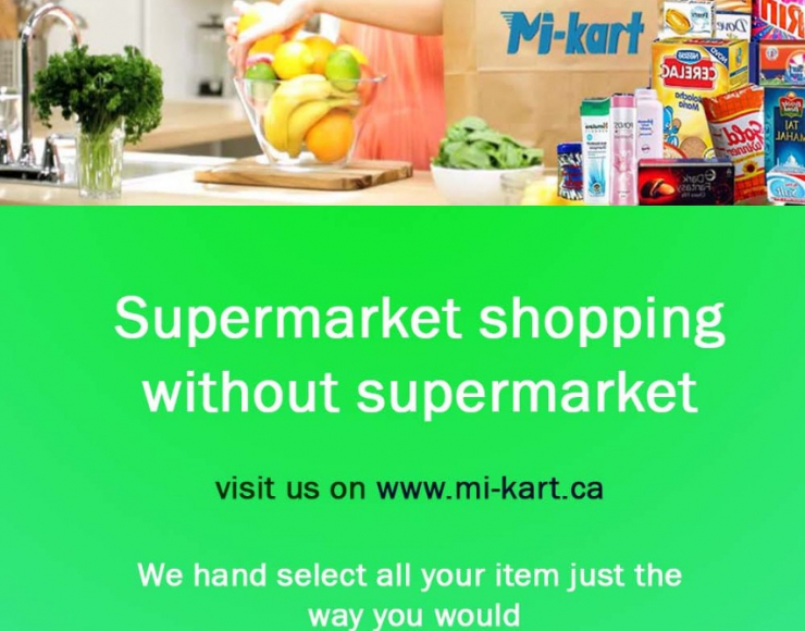 Mi-Kart Online Grocery Delivery