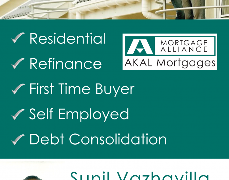 Sunil Vazhavilla – AKAL Mortgages