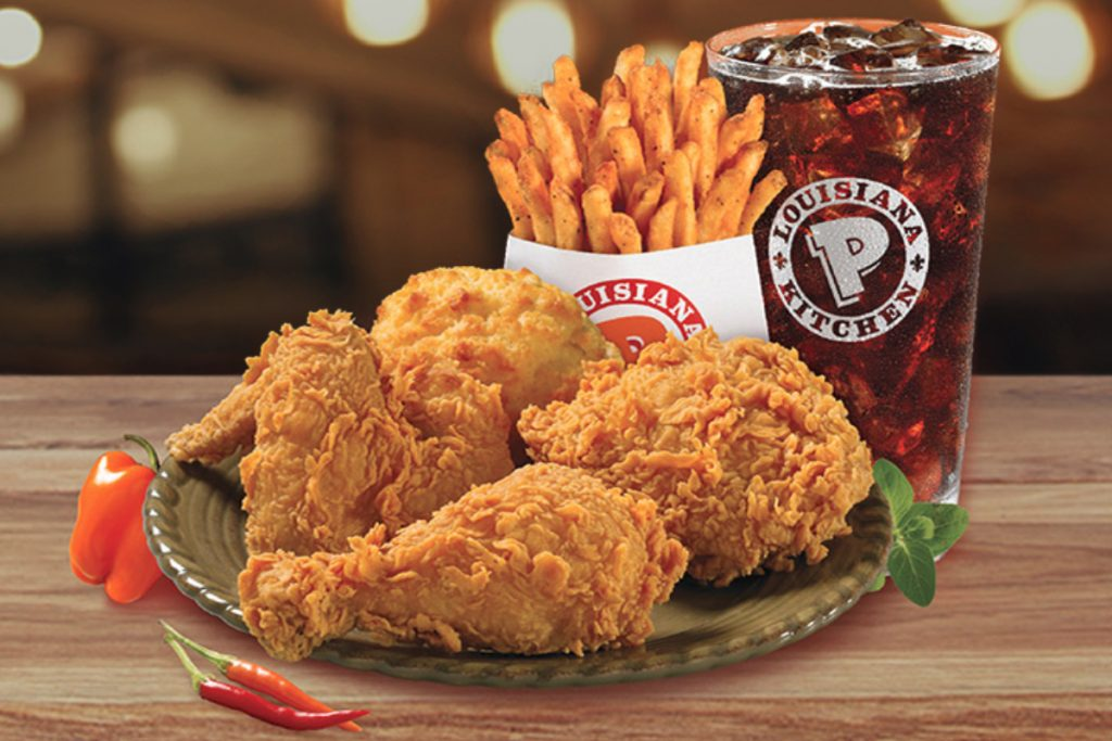 Popeyes Louisiana Kitchen – Gerrard Square