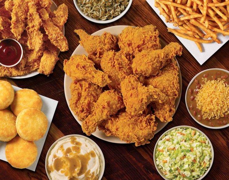 Popeyes Louisiana Kitchen – Gerrard Square