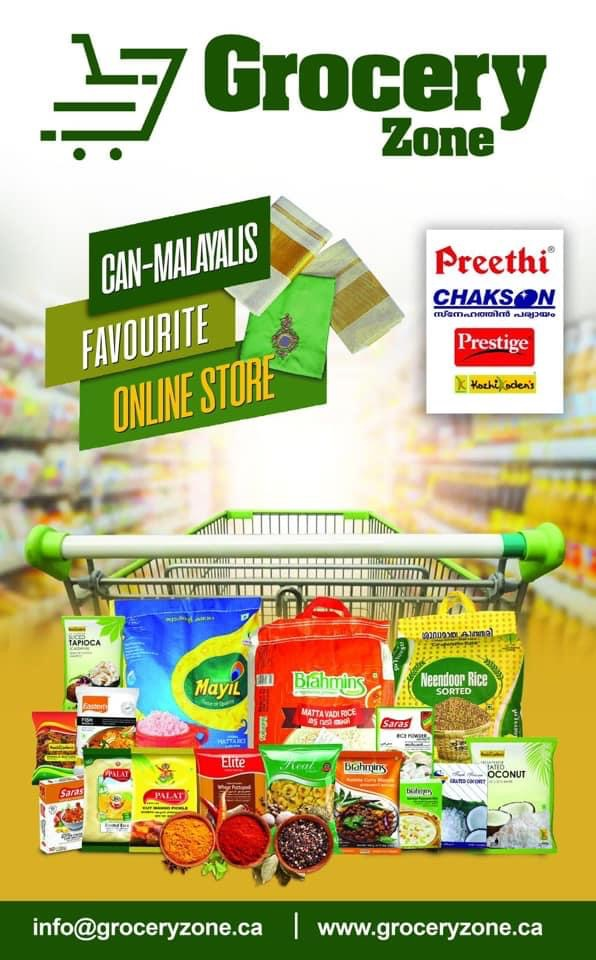 Grocery Zone Online Shopping