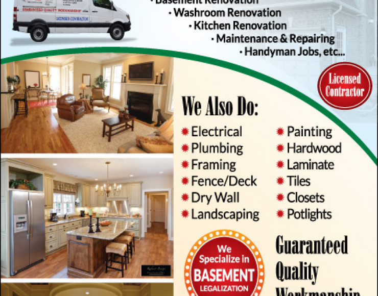 Arul Jose – Home Renovation & Electrical Services
