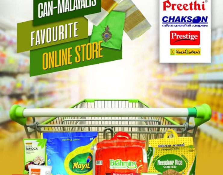 Groceryzone-An Online Kerala Store
