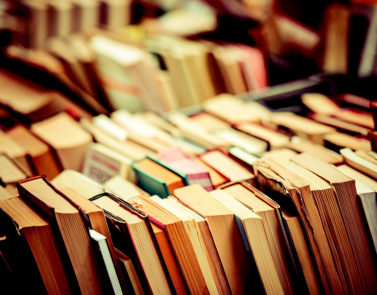 Free Books – Collect From Stouffville