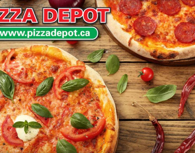 Pizza Depot – Lawrence & Alen