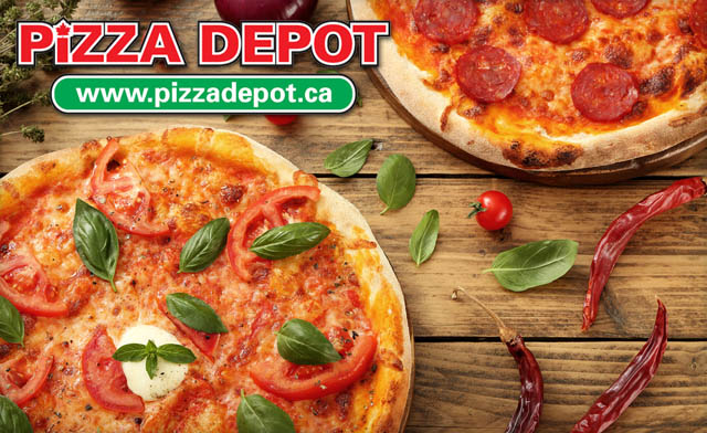 Pizza Depot – Lawrence & Alen