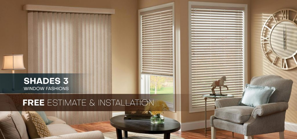 Shades 3 Window Fashions