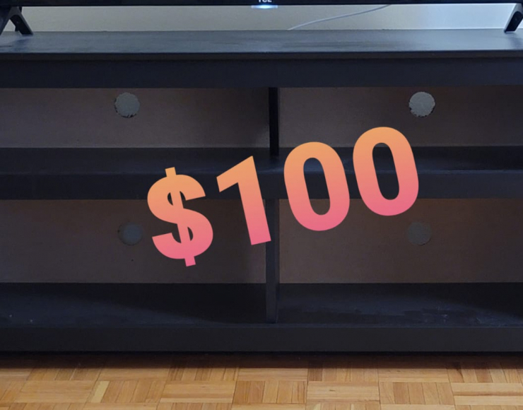 Move out sale – Used Furniture (Mississauga)