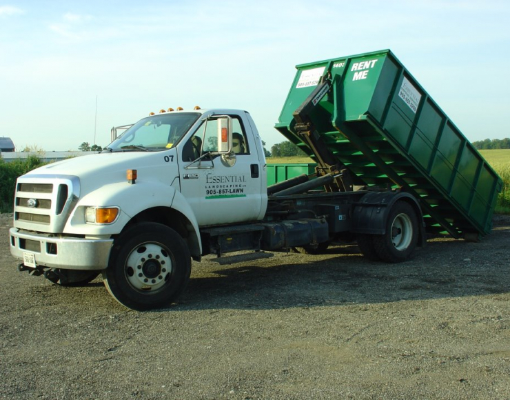 Essential Disposal – Renovation and building material disposal