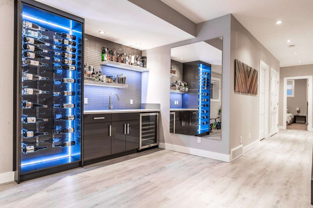 Custom Basement Development