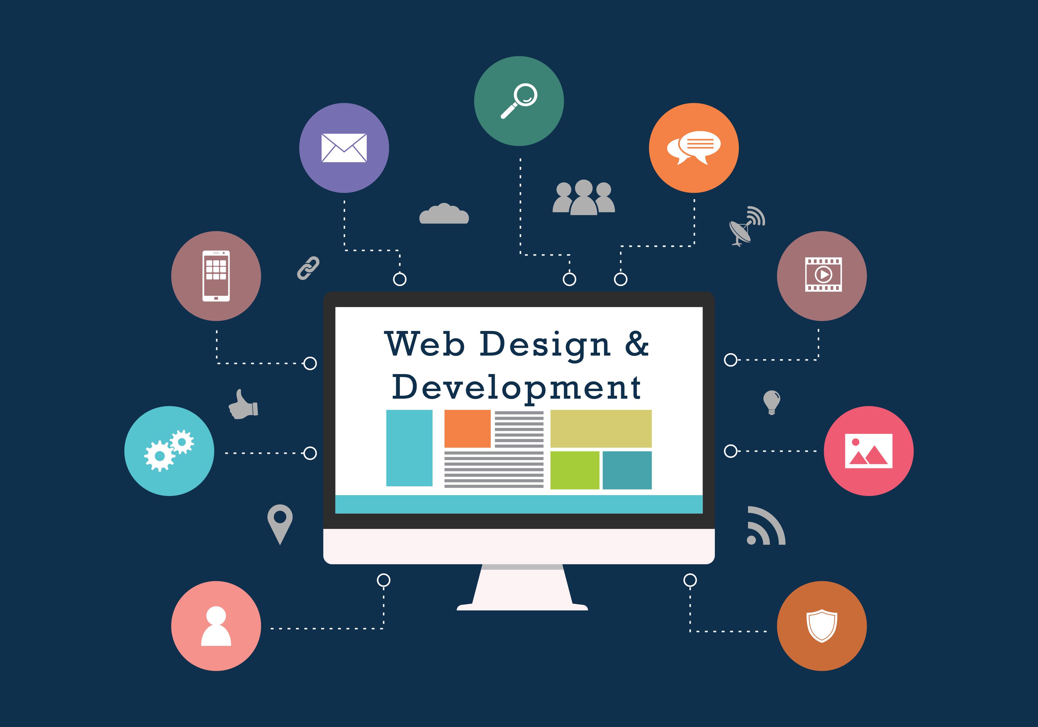 Space & Illusions- Web Designing