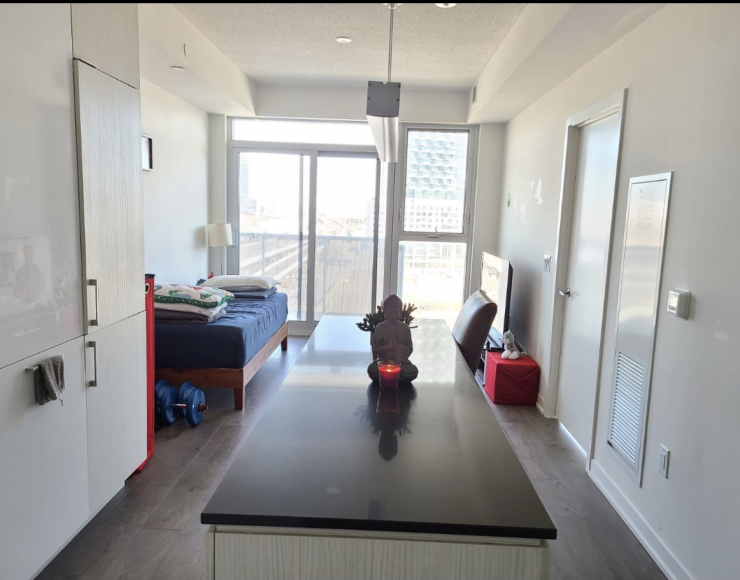 Shared apartment for rent – Downtown