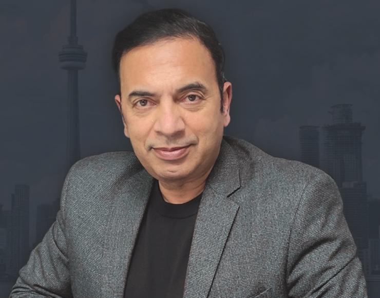 Sherway Canada Immigration Experts – Mr. Mustafa Backer